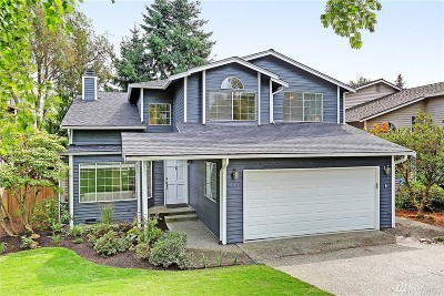 Kirkland Single Family Home For Sale: 619 8th Ave