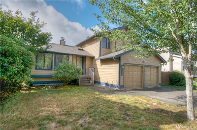 Lacey Single Family Home For Sale: 5419 39th Ave SE