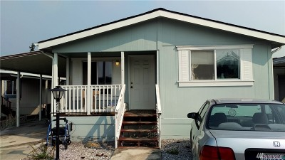 Bellingham Mobile Home For Sale: 1200 Lincoln St #246