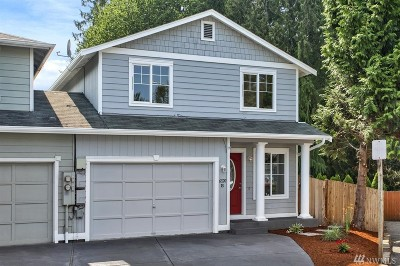 Marysville Condo/Townhouse For Sale: 6320 80th St NE #B