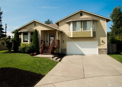 Arlington WA Single Family Home For Sale: $499,950