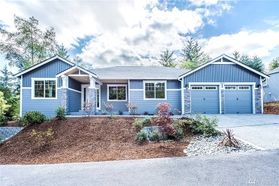 Gig Harbor Single Family Home For Sale: 3602 119th Ct NW