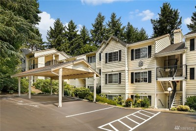 Issaquah Condo/Townhouse For Sale: 580 Front St S #D-309