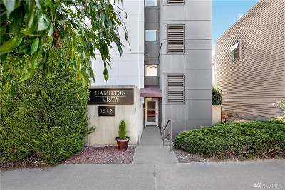 Seattle Condo/Townhouse For Sale: 1512 California Ave SW #101