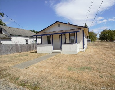 Elma Single Family Home For Sale: 308 S 5th St