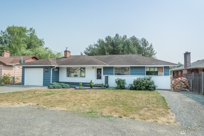 Chehalis Single Family Home For Sale: 1953 SW Snively