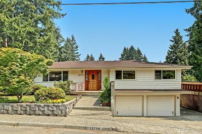 Redmond Single Family Home For Sale: 13708 NE 70th Place