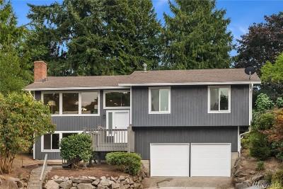 Kirkland Single Family Home For Sale: 11704 103rd Ave NE