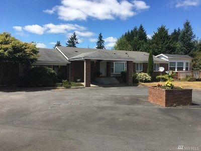 Winlock Single Family Home For Sale: 782 S Military Rd
