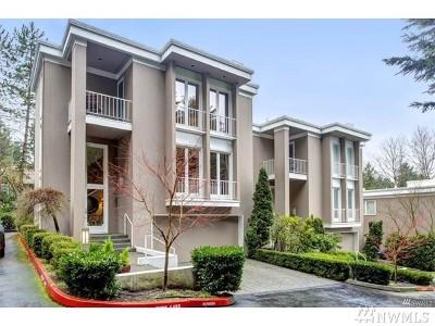Bellevue Single Family Home For Sale: 612 Bellevue Wy SE