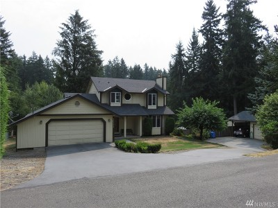 Puyallup Single Family Home For Sale: 10111 59th Av Ct E