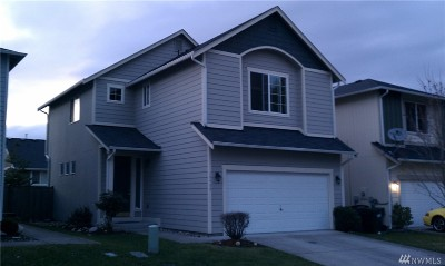 Puyallup Single Family Home For Sale: 18406 98th Ave E