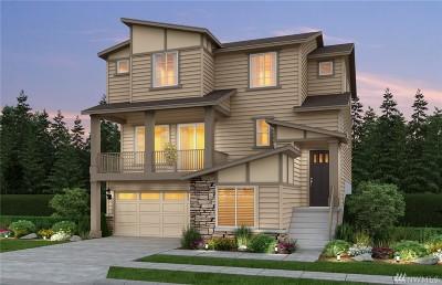 Kirkland Single Family Home For Sale: 13632 NE 131st Dr #31