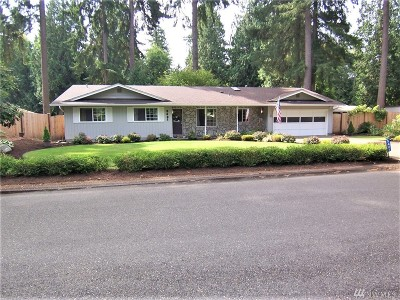 Lacey Single Family Home For Sale: 5421 34th Ave SE