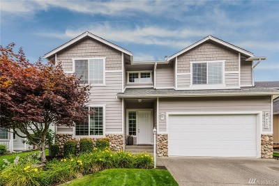 Olympia Single Family Home For Sale: 4533 Trenton Lp SE