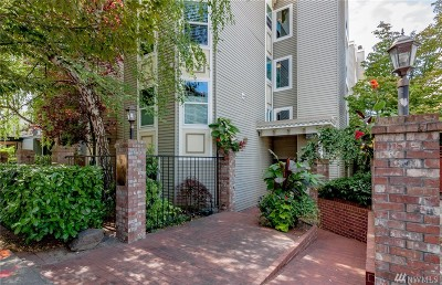 Seattle Condo/Townhouse For Sale: 521 Summit Ave E #103
