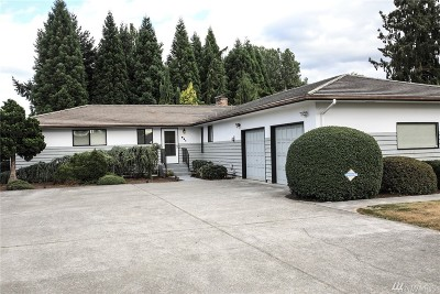 Puyallup Single Family Home For Sale: 921 9th St NW