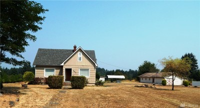 Winlock Single Family Home For Sale: 862 King Rd