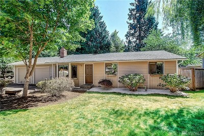 Bothell Single Family Home For Sale: 3212 164th Place SE