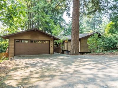 Redmond Single Family Home For Sale: 8115 171st St NE