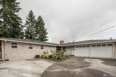 Bellevue Single Family Home For Sale: 15621 Main St