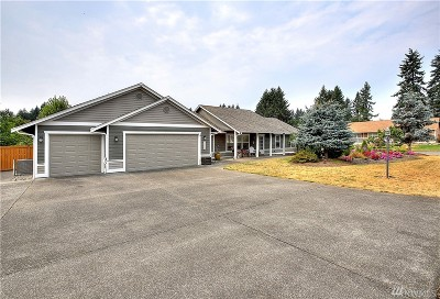 Spanaway Single Family Home For Sale: 23504 48th Ave E