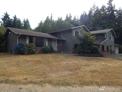 Snohomish Single Family Home For Sale: 7018 184th Dr SE