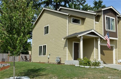 Marysville Single Family Home For Sale: 8202 42nd Place NE