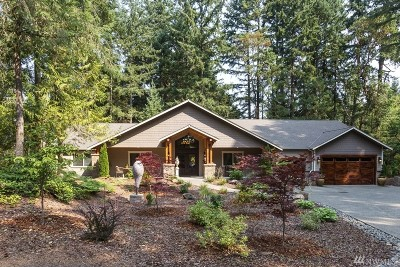 Gig Harbor Single Family Home For Sale: 3915 144th St NW