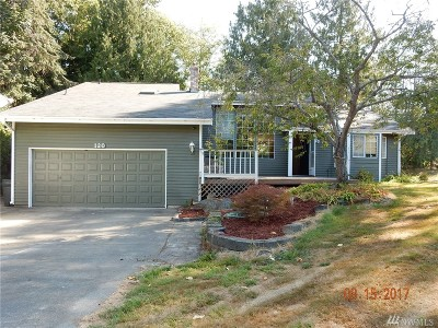 Mount Vernon Single Family Home For Sale: 120 N 39th Place