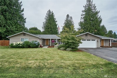 Covington Single Family Home For Sale: 27015 210th Ave SE