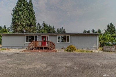 Olympia Single Family Home For Sale: 2702 114th Wy