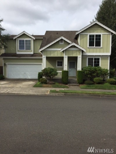 Lacey Single Family Home For Sale: 6451 Steamer Dr SE