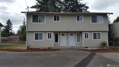 Olympia Multi Family Home For Sale: 1411 Hensley St NE #A & B