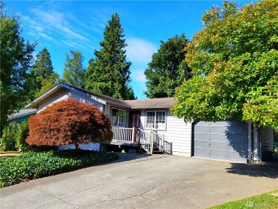 Ferndale Single Family Home For Sale: 5883 Shannon Ave