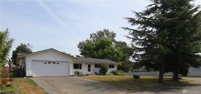 Bellingham Single Family Home For Sale: 3406 Espana Place