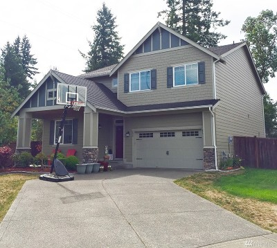 Olympia Single Family Home For Sale: 604 Beechwood Ct SW