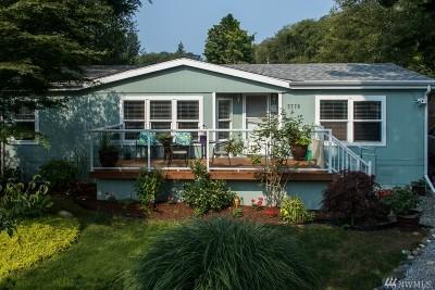 Blaine Single Family Home For Sale: 5776 Salish Rd