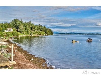 Bow Single Family Home Pending Feasibility: 9674 Samish Island Rd