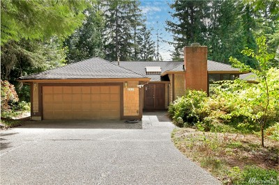 Redmond Single Family Home For Sale: 23129 NE 57th St