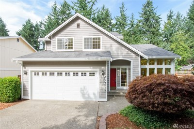 Gig Harbor Single Family Home For Sale: 7904 71st Ave NW