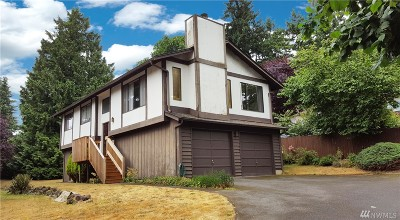 Seattle Single Family Home For Sale: 326 N 138th St