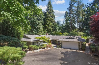 Gig Harbor Single Family Home For Sale: 50 Raft Island Dr NW