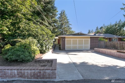 Seattle Single Family Home For Sale: 141 NW 136th St