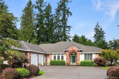 Gig Harbor Single Family Home For Sale: 1901 49th St Ct NW