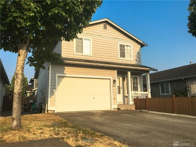 Marysville Single Family Home For Sale: 15111 45th Ave NE