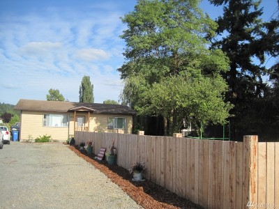 Chehalis Single Family Home For Sale: 973 SW 20th St