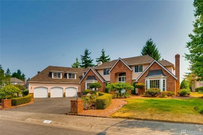 Federal Way Single Family Home For Sale: 733 SW 337th St