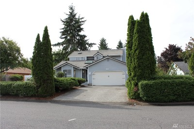 Olympia Single Family Home For Sale: 9141 3rd Wy SE