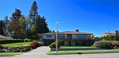Seattle Single Family Home For Sale: 3903 West Barrett St